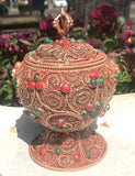 Beautiful Rice Pot Large