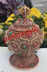Beautiful Rice Pot Small