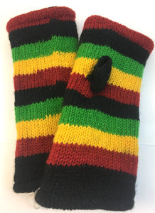 Rasta Color Hand Warmer