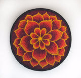 Flower Mandala Patch #8