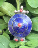 Lapis Gua Locket
