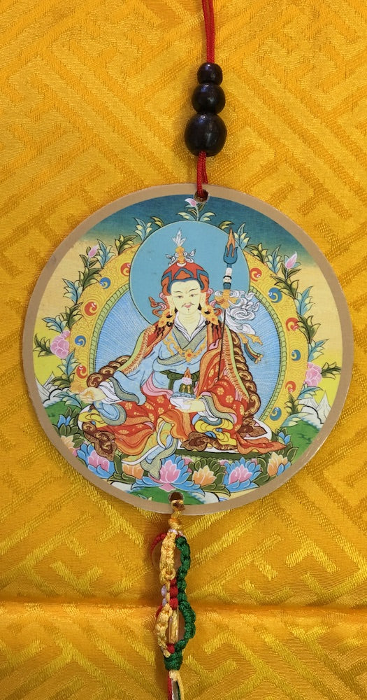 Guru Rinpoche: Protection Hanging #23