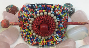 Colorful Hair Barrette # 2