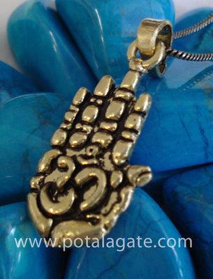 Om on the Hand of Fatima #5