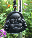 Happy Buddha Necklace