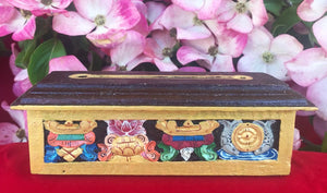 Tibetan Incense Burner #1