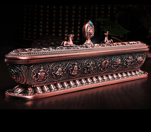 Auspicious Incense burner Sm  C.
