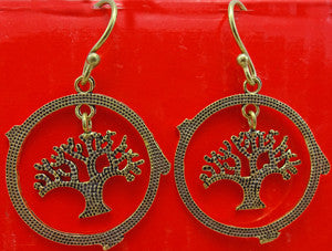 Tree Earring #12