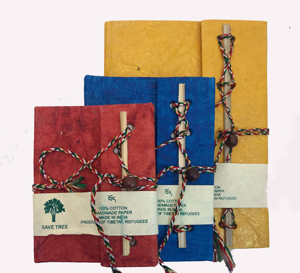 Handmade Journal from India #12