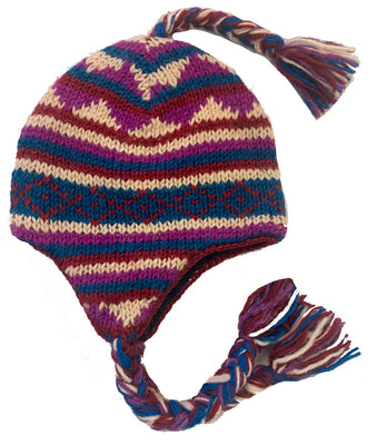 Kids Sherpa Hat #9