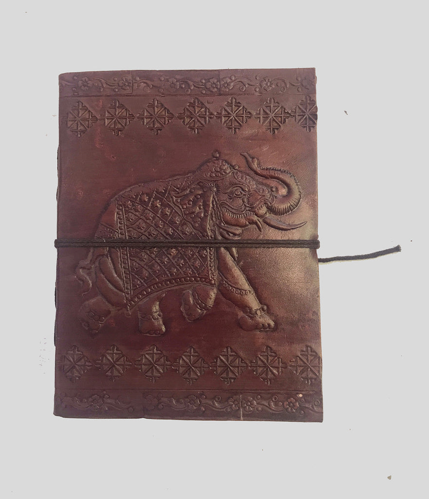 Leather Elephant Journal #30