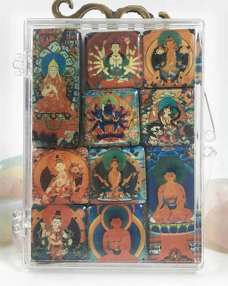 Buddha Magnets #1