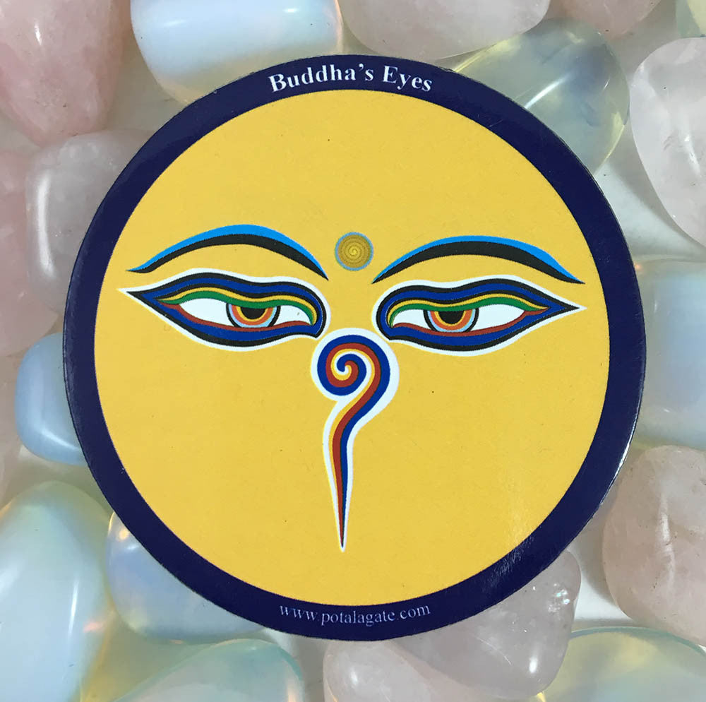 Buddha Eye Magnets #3