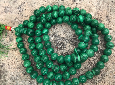 Melakite Prayer bead #26