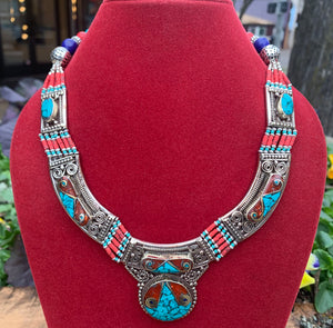 Traditional Tibetan Necklace