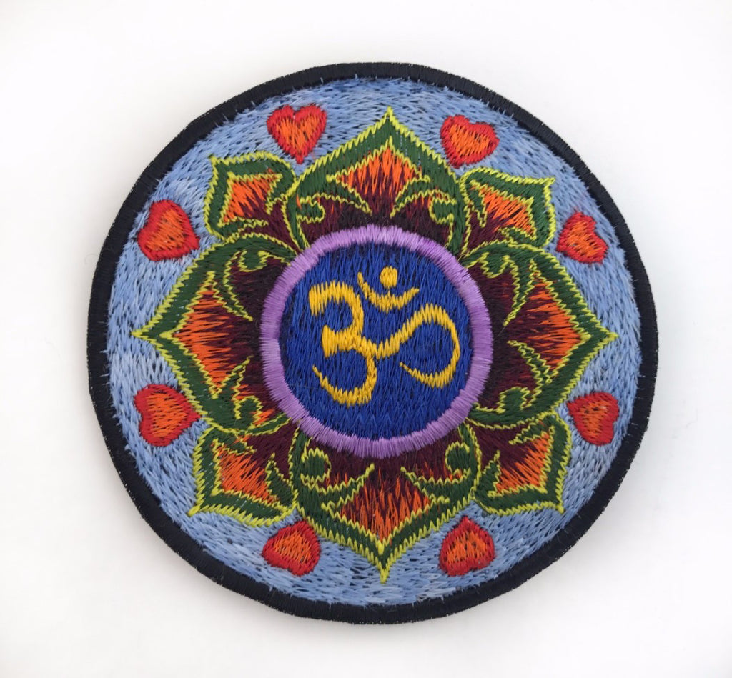 Om Lotus Patch #12