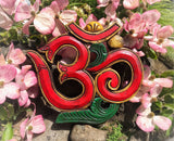 Om Wood Carving #9