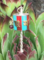 Prayer Wheel Pendant #30