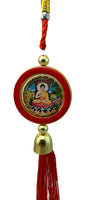 Protection Buddha Charm for Car
