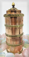 Polish Copper Rice Pot #3