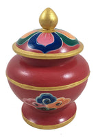 Traditional Tibetan Rice Pot #5