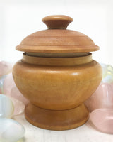 Wooden Rice Pot #4