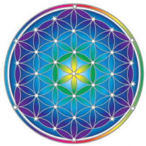 Flower of life Decal #