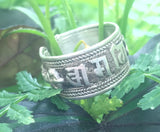 Mantra Ring Large #4