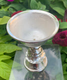 Silver  Butter lamp Small #12
