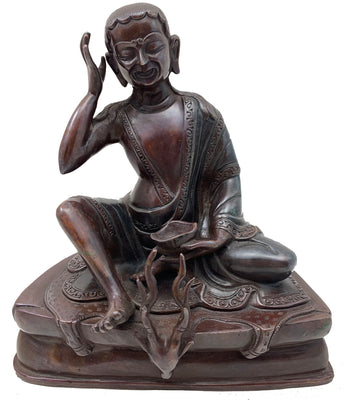 Beautiful Milarepa Statue