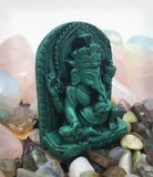 GANESH IN TURQUOISE #5
