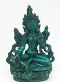 Green Tara in Turquoise Color #46