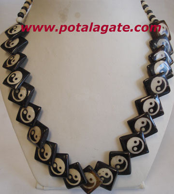 Ying Yang Necklace #46