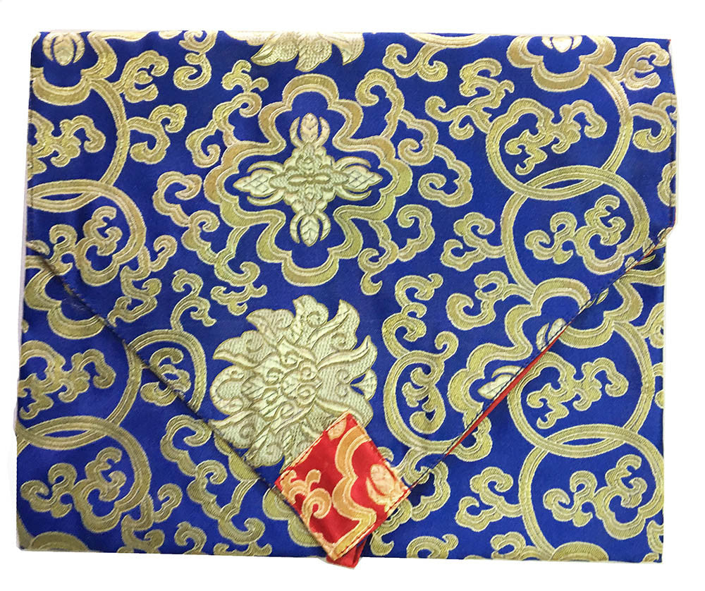 Brocade Envelope Tibetan Text Covers #1