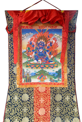 Six Arm Mahakala Thangka #37