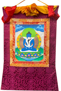 Samantabhadra Thangka #1
