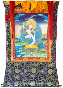 Machik Labdron Thangka #2