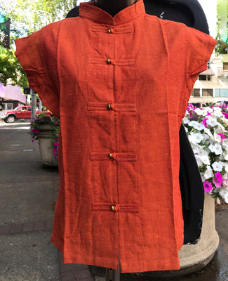 Tibetan Style Ladies Shirt #19