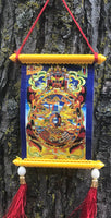 Wheel of Life Mini Thangka