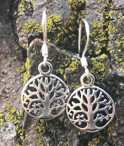 Tree of Life Earring #19