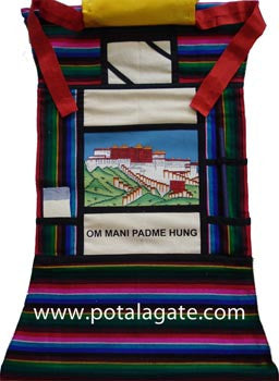 Potala Thangka  #1