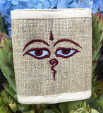 Hemp Buddha Eye Wallet #6