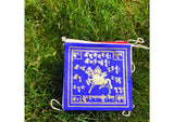 Wind Horse Prayer flag with Gold Print #20
