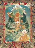 Manjushri Sacred Art Card #15