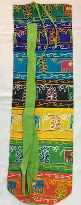Colorful Yoga Mat Bag