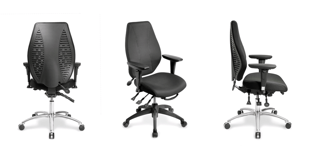 Bluecony Office furniture and chairs ErgoCentric AirCentric