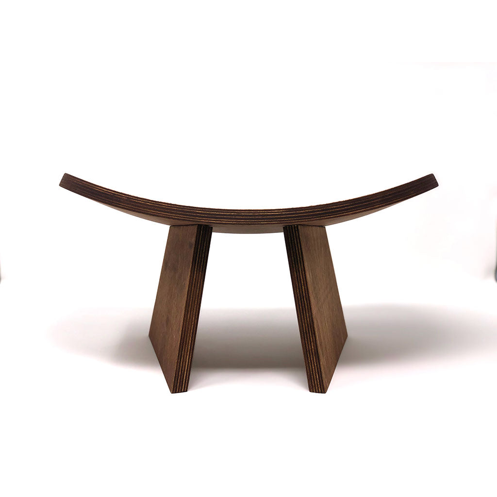 IKUKO™ Laminated Wood Meditation Bench