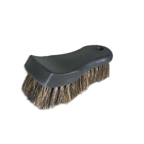 Natural Bristle Cleaning Brush