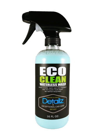 Eco Clean Waterless Wash