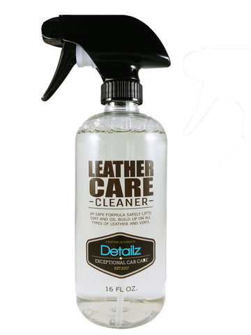 Leather Care - CLEAN